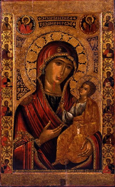 Молитвы о помощи к божией матери