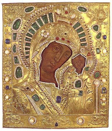 сколько икон божьей матери: