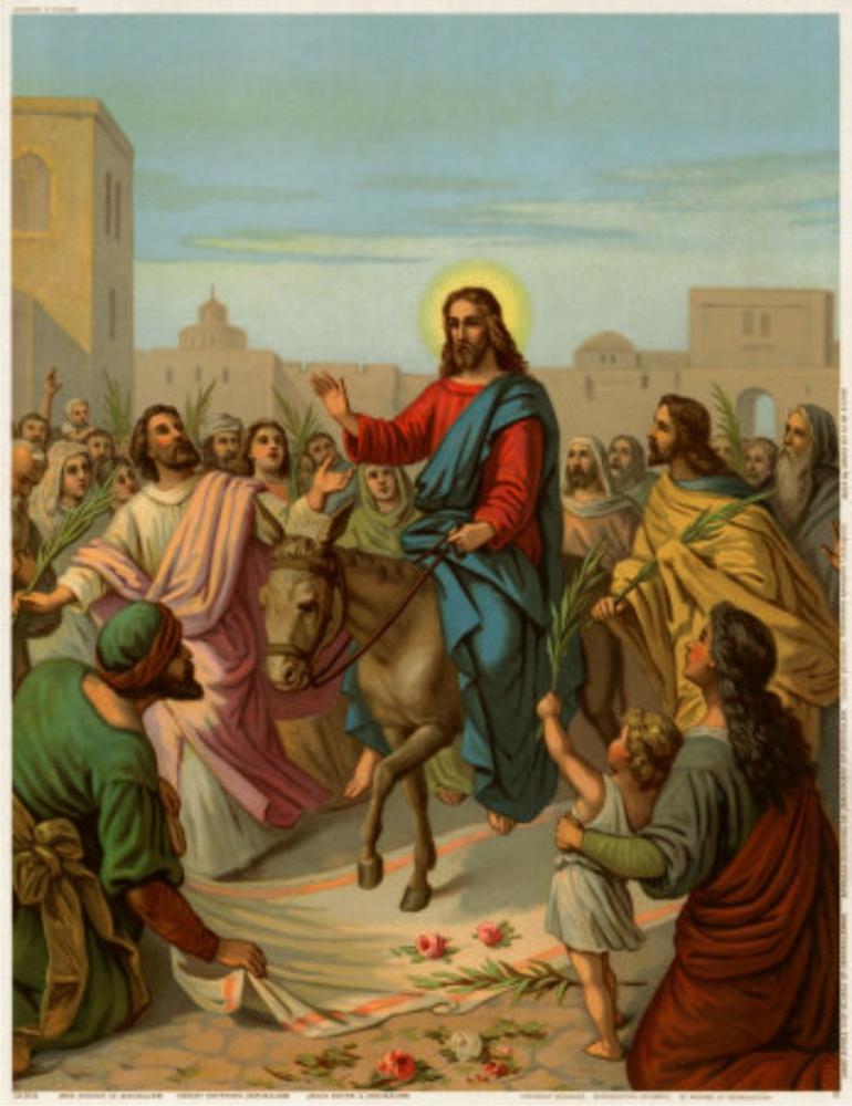 Картинки по запросу вход Господень в Иерусалим